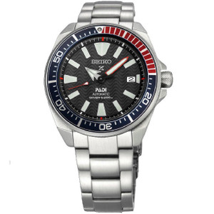 Seiko Prospex Sea PADI Automatic Mens Samurai Divers Watch SRPB99K1