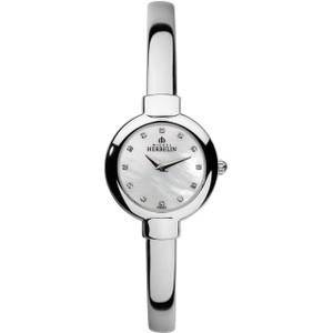 Michel Herbelin Women's Salambo Stainless-Steel Bangle Watch 17410/B59