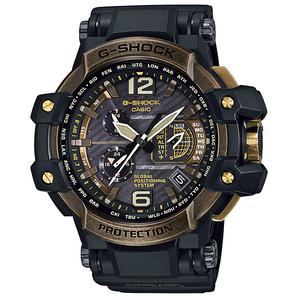 G-Shock Gravitymaster Premium GPS Hybrid Solar Vintage Gold Watch GPW-1000TBS-1AER