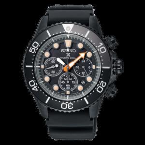 Seiko Prospex Sea Solar Limited Edition Black Series Diver's Watch SSC673P1