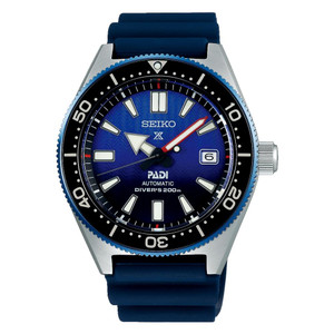 Seiko Prospex PADI Recreation Blue Dial Automatic Diver's Watch SPB071J1