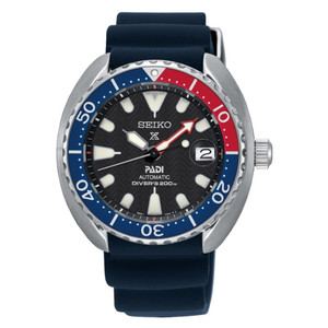 Seiko Prospex Sea PADI Mini Turtle Automatic Diver's Watch SRPC41K1