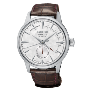 Seiko Presage Cocktail Automatic Limited Edition Power Reserve Date Watch SSA363J1