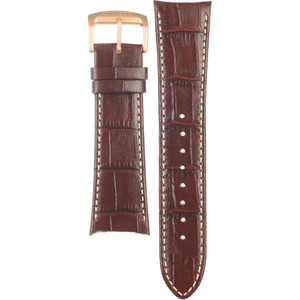 Citizen Genuine Brown Croc Leather Strap 59-S52760 For AT4006-06X