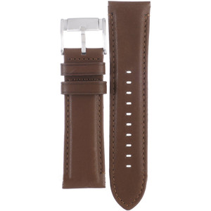 Fossil Townsman Brown Leather Watch 24mm Strap FS4865