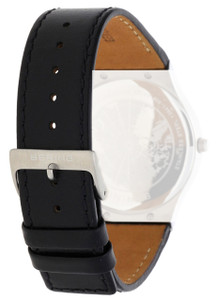 Bering Replacement Brown Leather Watch Strap 21mm For 13841-404