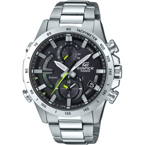 Casio Edifice Bluetooth Tough Solar LED Chronograph Watch EQB-900D-1AER