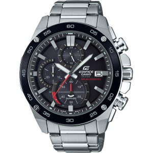 Casio Edifice Solar Sapphire Chronograph Watch EFS-S500DB-1AVUEF
