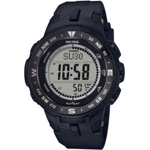 Casio Pro-Trek Solar Digital Triple Sensor Watch PRG-330-1ER