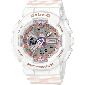 Casio Baby-G Analogue And Digital Watch BA-110CH-7AER