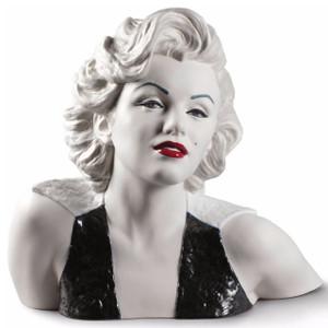 Lladro Porcelain Marilyn Monroe Figurine 01009131
