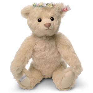 Lladro Porcelain Spring Teddy Bear 01040076