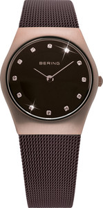 Bering Rose Gold Mesh Ladies Watch 11927-262
