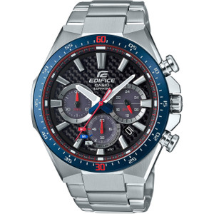 Casio Edifice Toro Rosso Limited Edition Sapphire Watch EFS-S520TR-1AER
