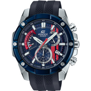 Casio Edifice Toro Rosso Racing Chronograph Sports Strap Watch EFR-559TRP-2AER