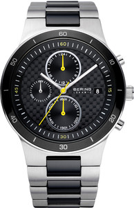 Bering Chronograph Mens Watch 3341-749