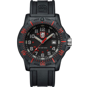 Luminox Black Ops Carbon Case Sapphire Crystal Watch 8895
