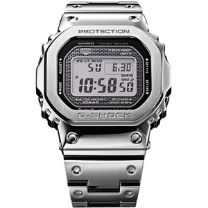 Casio G-Shock Metal Bluetooth Radio Controlled Solar Classic Watch GMW-B5000D-1ER