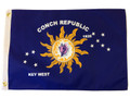 Key West Conch republic Plag