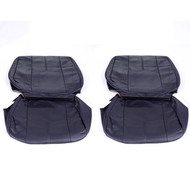 2008-2011 Mercury Mariner Custom Real Leather Seat Covers (Front)