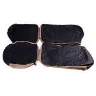 2008-2011 Mercury Mariner Custom Real Leather Seat Covers (Rear)