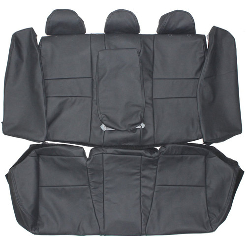 set leatherite car honda seat in motorbike with cover free front covers brv khushal back steering and for amazon dp