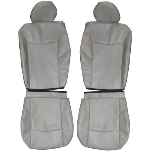 2007-2010 Chrysler Sebring Custom Real Leather Seat Covers