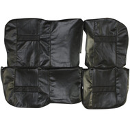 2006-2009 Dodge Ram 2500 Custom Real Leather Seat Covers (Rear)