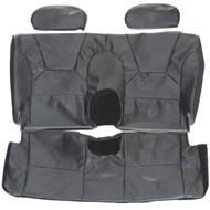 1998-2003 Dodge Durango Custom Real Leather Seat Covers (3Rd Row)