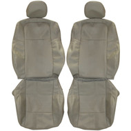 2004-2008 Dodge Magnum Custom Real Leather Seat Covers (Front)