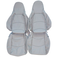 1993-1998 Porsche 911 993 Custom Real Leather Seat Covers (Front)