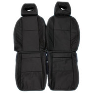1997-2000 Acura EL Custom Real Leather Seat Covers (Front)