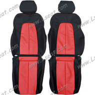 1998-2004 Mercedes-Benz SLK Custom Real Leather Seat Covers (Front)