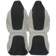 2000-2006 Honda Insight Custom Real Leather Seat Covers (Front)