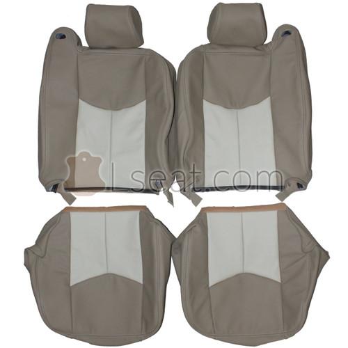 2003 2006 Chevrolet Suburban Custom Real Leather Seat