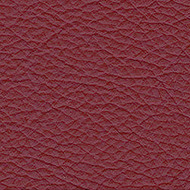 Dark Red Genuine Leather Upholstery Cow Hide Per SQ.FT