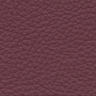 Burgundy Genuine Leather Upholstery Cow Hide Per SQ.FT