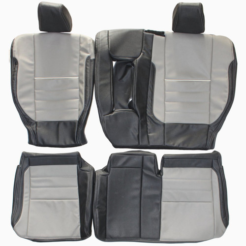 2012 2016 Ford Escape Custom Real Leather Seat Covers