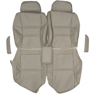 1990-1997 Toyota Land Cruiser J80 Custom Real Leather Seat Covers (Front)