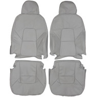 1998-2006 Volvo S80 Custom Real Leather Seat Covers (Front)