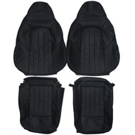 2001-2004 Mercedes-Benz SLK 32 AMG Custom Real Leather Seat Covers (Front)
