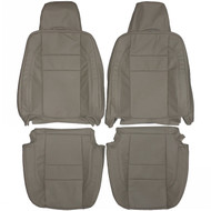 1991-1997 Volvo 850 Custom Real Leather Seat Covers (Front)