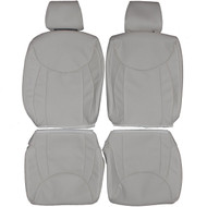 2001-2006 Lexus LS430 Custom Real Leather Seat Covers (Front)