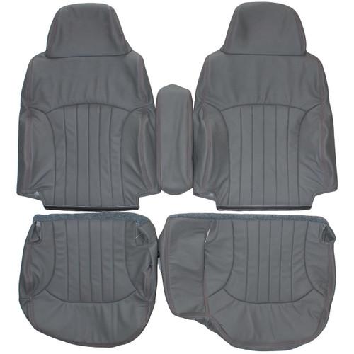 1998 2004 Chevrolet S10 Blazer 60 40 Custom Real Leather Seat