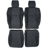 2006 2009 Dodge Ram 2500 Custom Real Leather Seat Covers