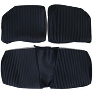 1964-1965 Ford Thunderbird T-Bird Custom Real Leather Seat Covers (Rear)