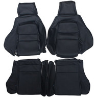 Recaro LX-B Benz Porsche VW Ford Nissan Custom Real Leather Seat Covers (Front)