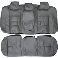 1998-2005 Lexus GS300 GS400 GS430 Custom Real Leather Seat Covers (Rear)