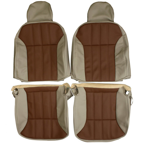 2000-2005 Chevrolet Monte Carlo Custom Real Leather Seat