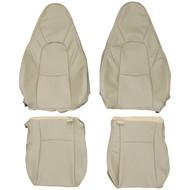 2001-2005 Mazda MX-5 Miata Custom Real Leather Seat Covers (Front)